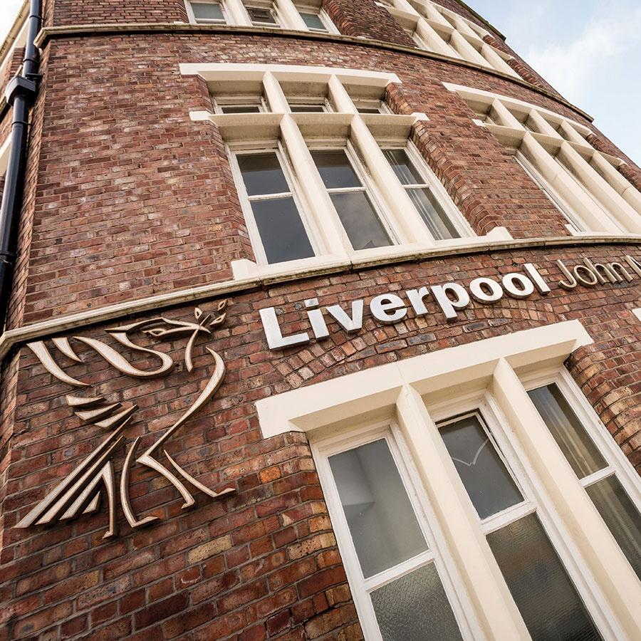 Liverpool John Moores Campus