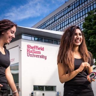 มหาวิทยาลัย Sheffield Hallam