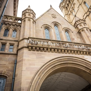 De Universiteit van Manchester