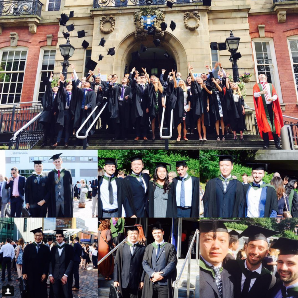 My NCUK Success Story – Graduation at the University of Sheffield