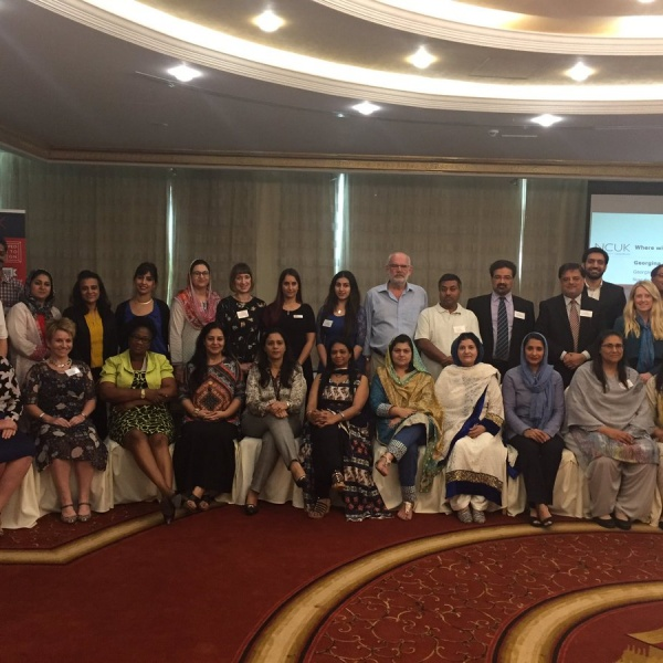 Inaugural NCUK Conference Dubai