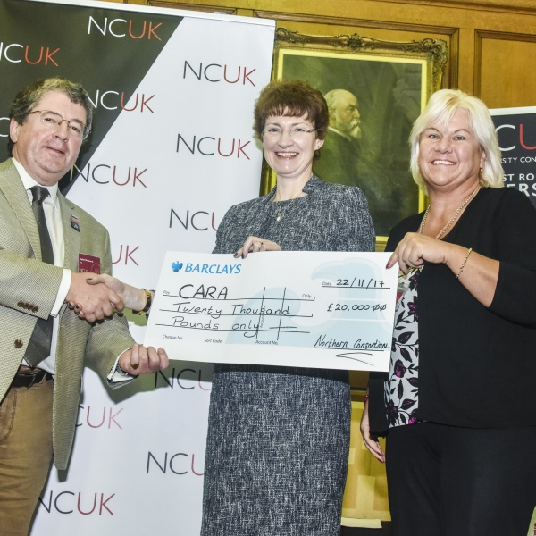 The Northern Consortium pledges £60,000 to CARA