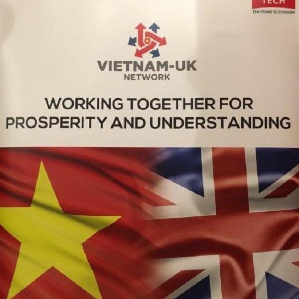 NCUK's CEO attends Vietnam-UK Network 5th Anniversary Dinner