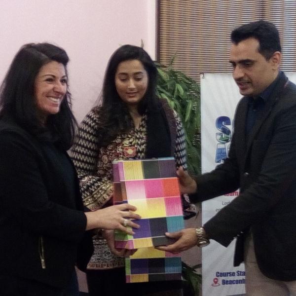 Successful Science Workshops in Pakistan!