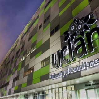 UCLan - Universiteit van Central Lancashire