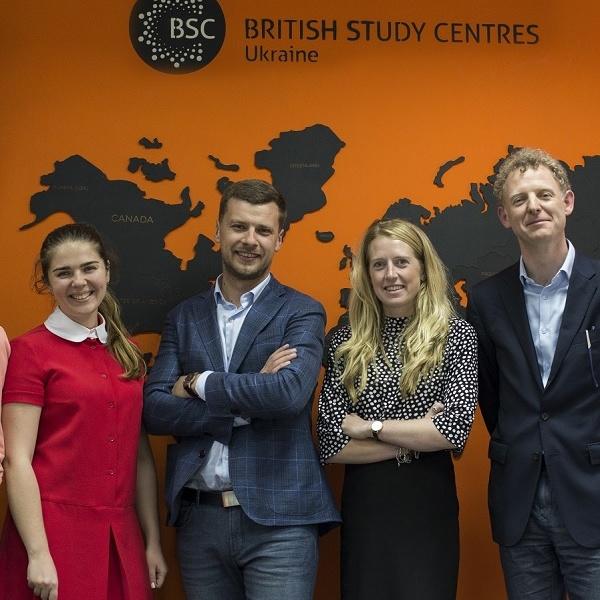 NCUK Partners with British Study Centres Ukraine!