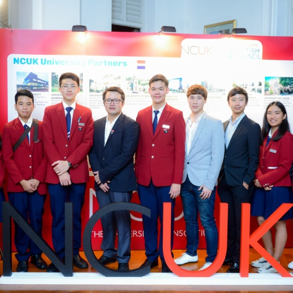NCUK Thailand Open House – British Academic Center