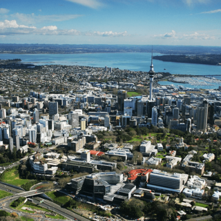La Universidad de Auckland