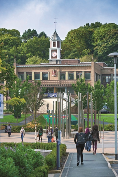 universidad de keele