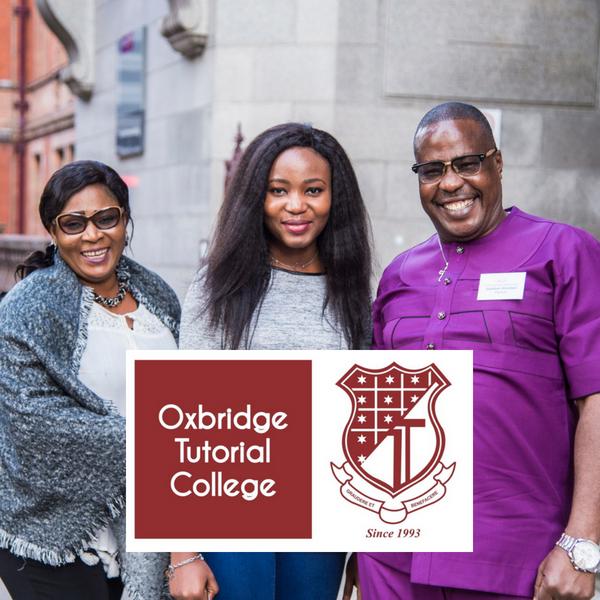 Oxbridge Tutorial College – Entrance Examination & Parent/Student Forum