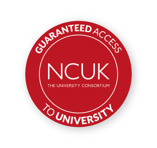 NCUK Graduate at The University of Salford