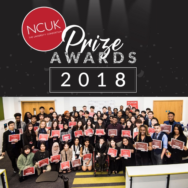 NCUK Prize Awards 2018