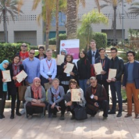 Pusat Studi Inggris - Aljazair Open Day