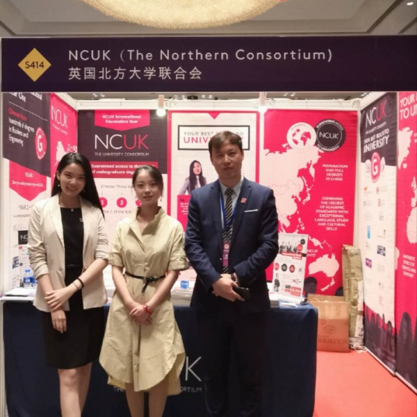 NCUK Attends CIEET China 2019