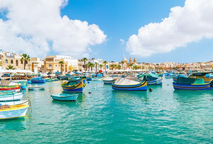 Мальта бухти