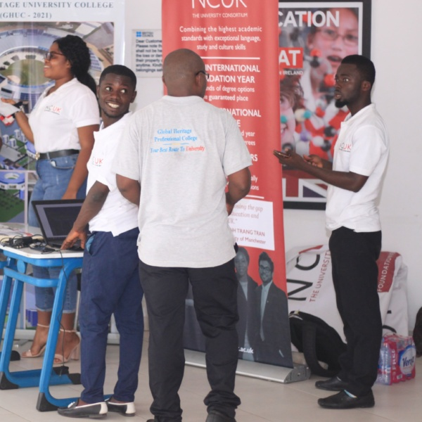 NCUK Launches IFY in Ghana!