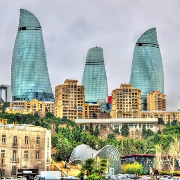 NCUK enters Azerbaijan!