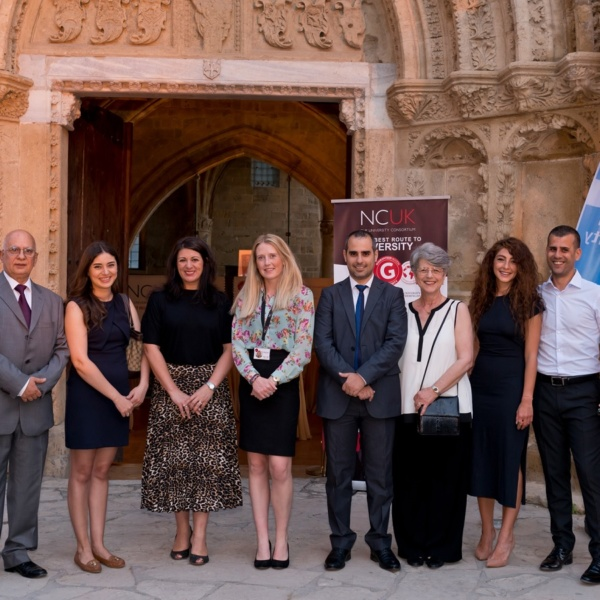 NCUK Launches with Mesarya Education House in Cyprus