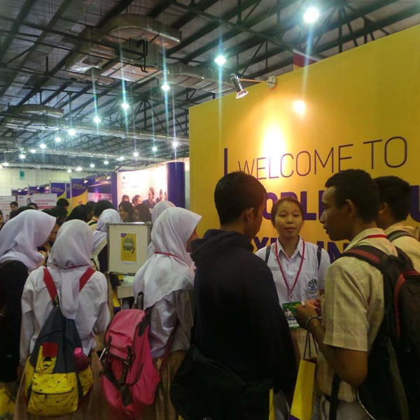 World Education Expo (WEEI) – Indonesia
