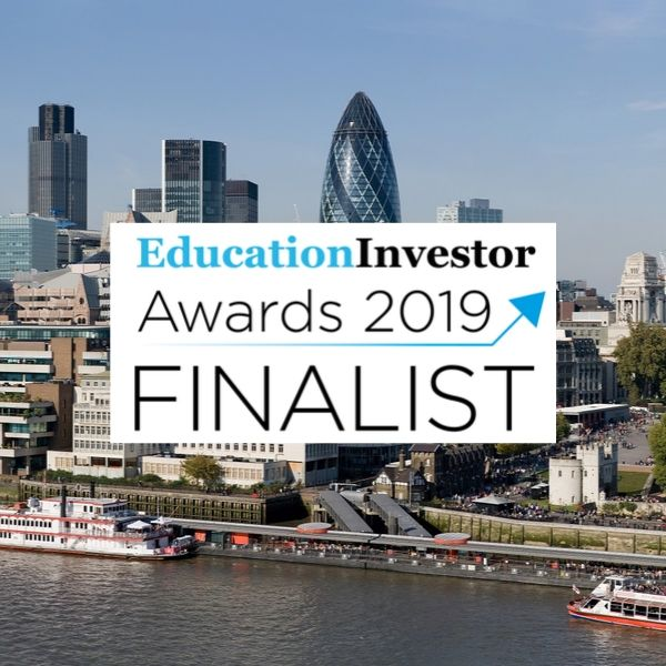 NCUK shortlisted for the EducationInvestor Awards 2019!