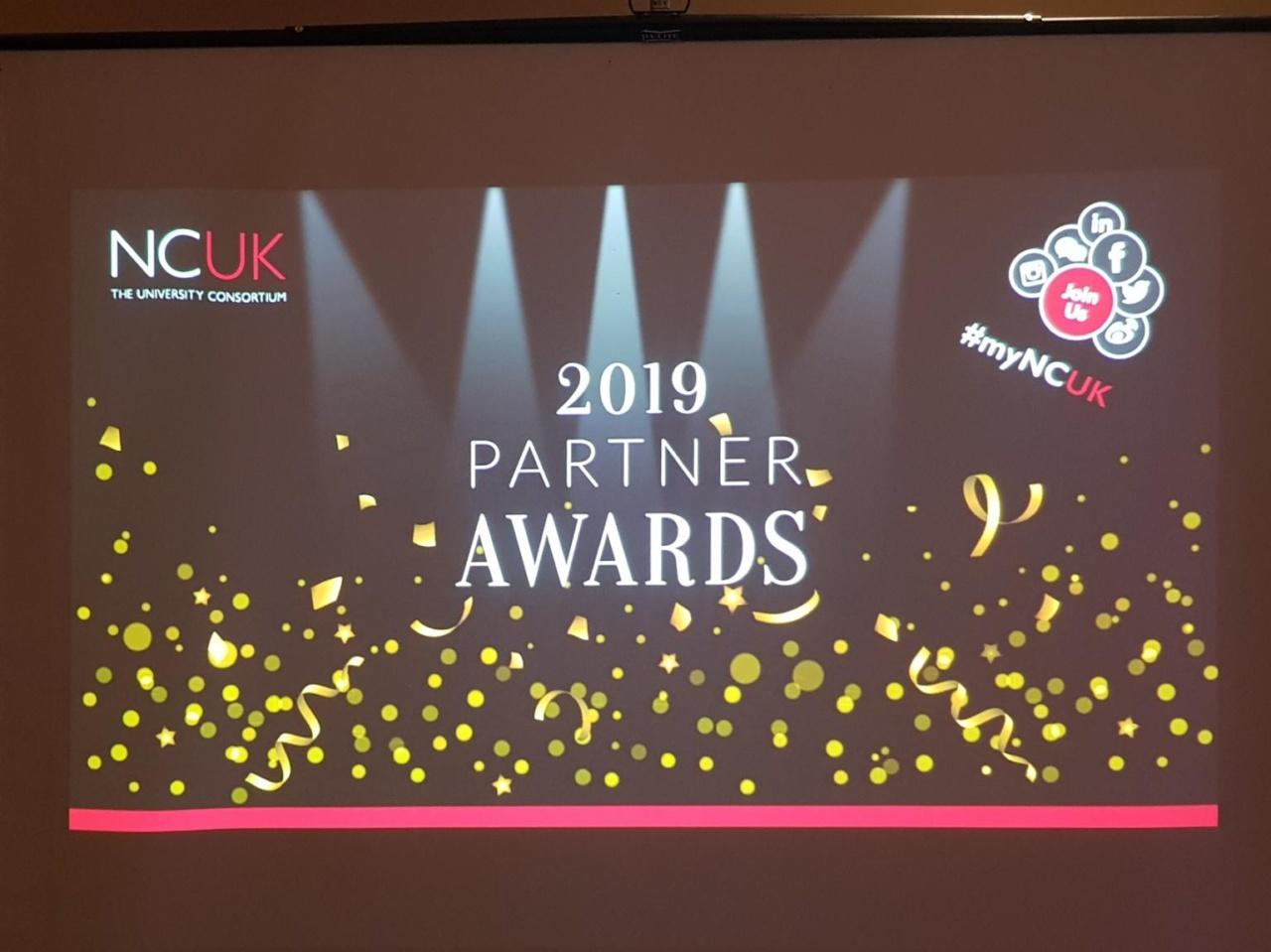 ncuk partner awards 2019