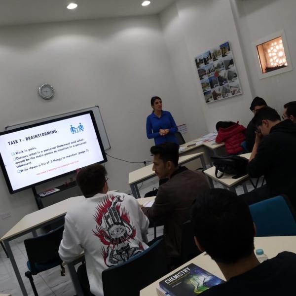 Personal Statement Workshops in Qatar!