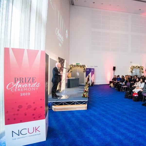 NCUK Prize Awards 2019