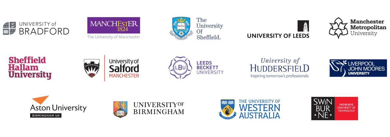 NCUK IYOne Universiteiten