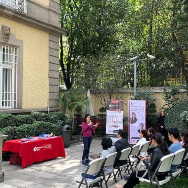 International House Mexico hosts IFY Info Session!