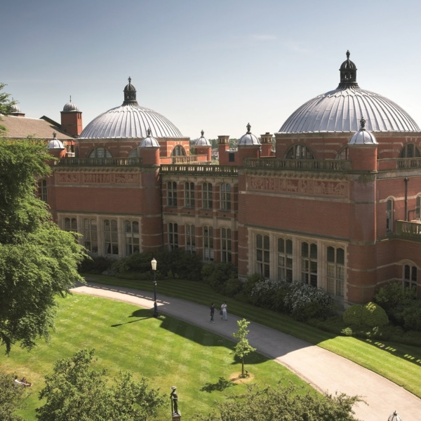 Choosing to study at the University of Birmingham