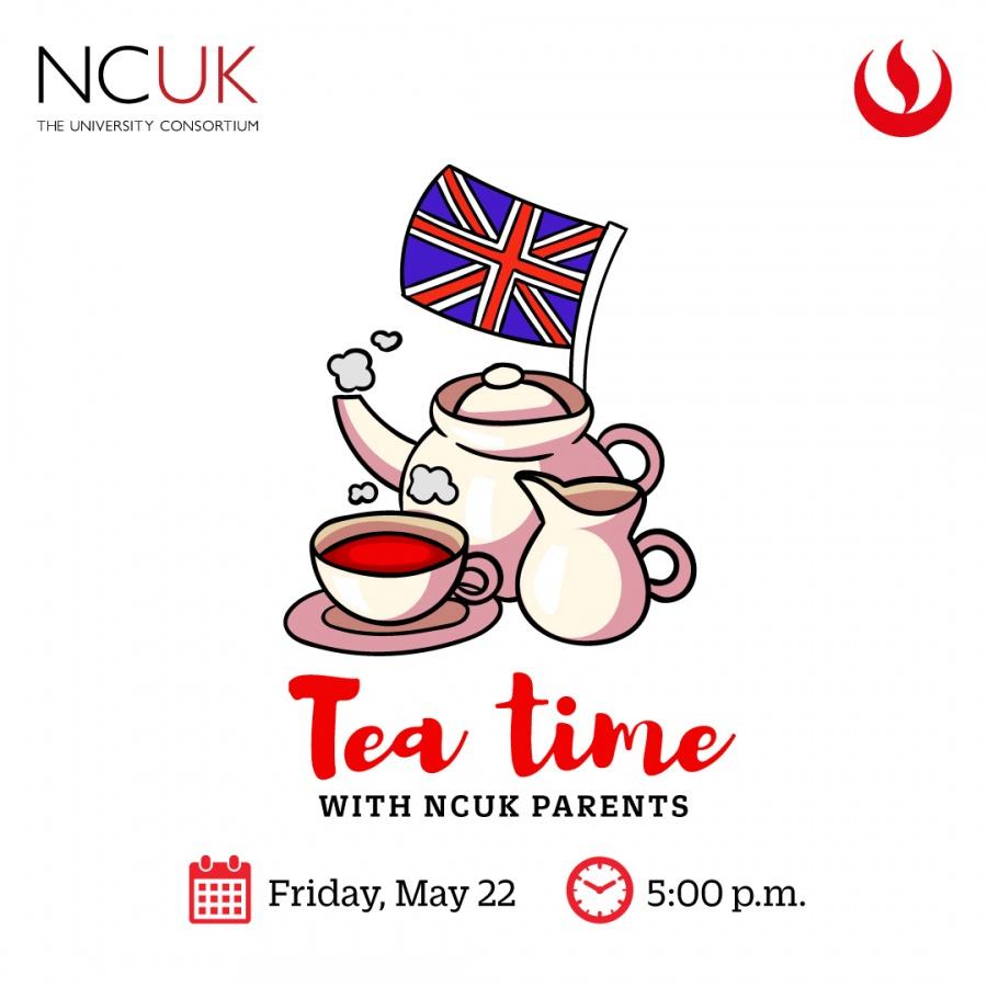upc tea time