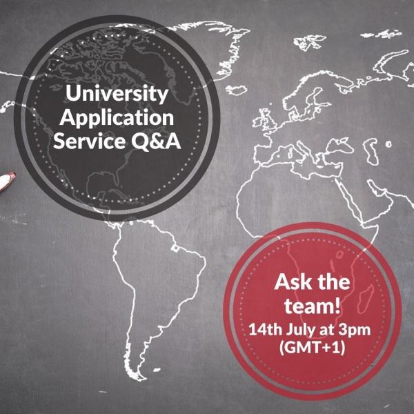 NCUK University Application Service Webinar