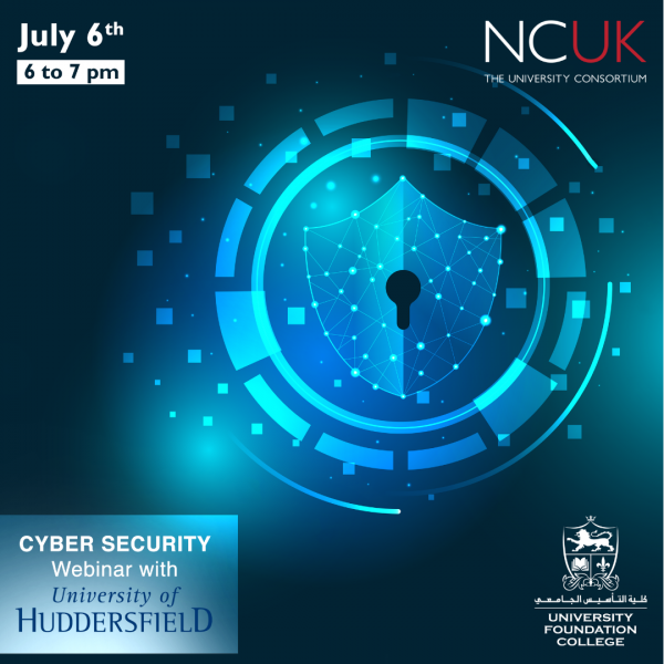 Study Cyber Security at University of Huddersfield