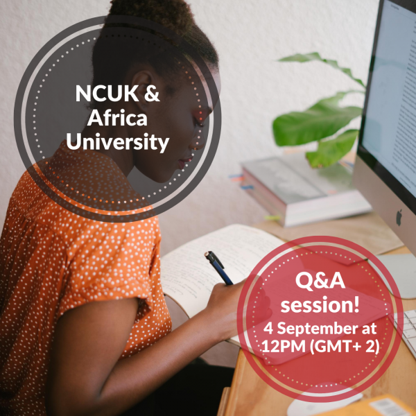 Q&A with NCUK and Africa University
