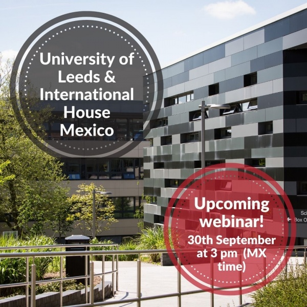 Study at University of Leeds with International House Mexico