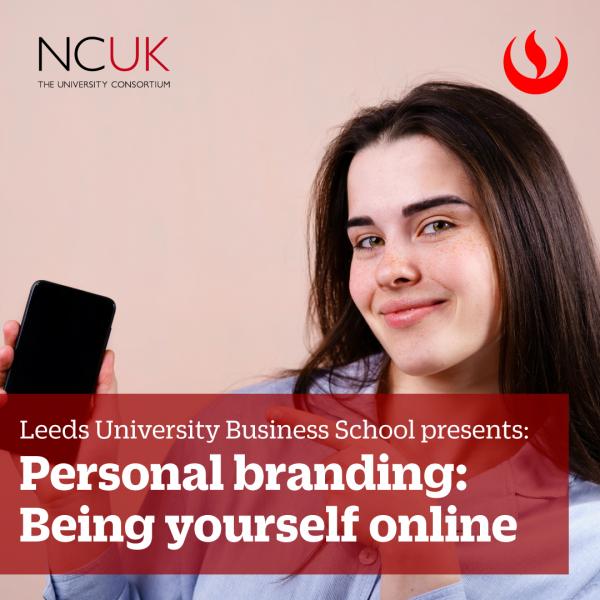 Personal Branding with University of Leeds and UPC