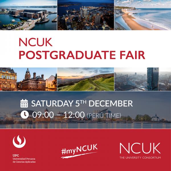 NCUK Postgraduate Fair
