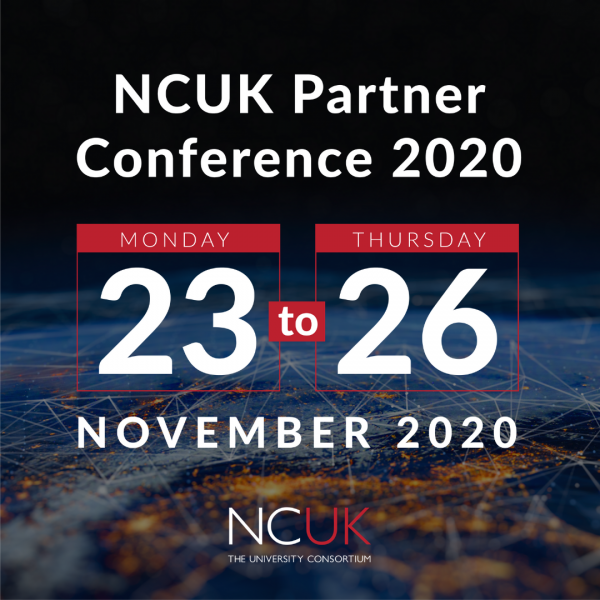 NCUK Partner Conference 2020