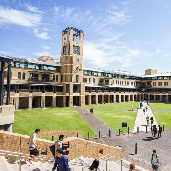 NCUK partners with the University of New South Wales